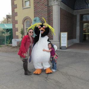 Polk Penguin MemberFest-Detroit Zoo