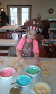 holiday traditions cookie decorating