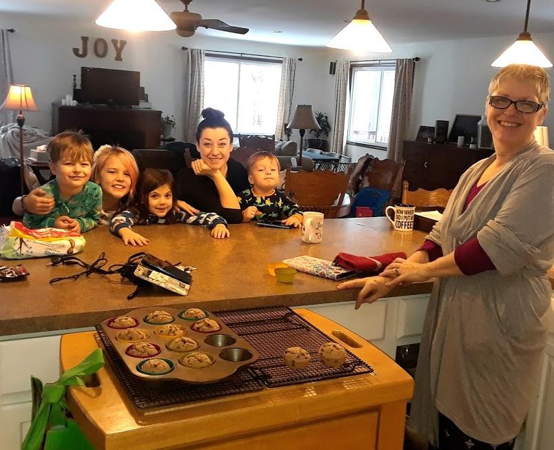 hygge winter family