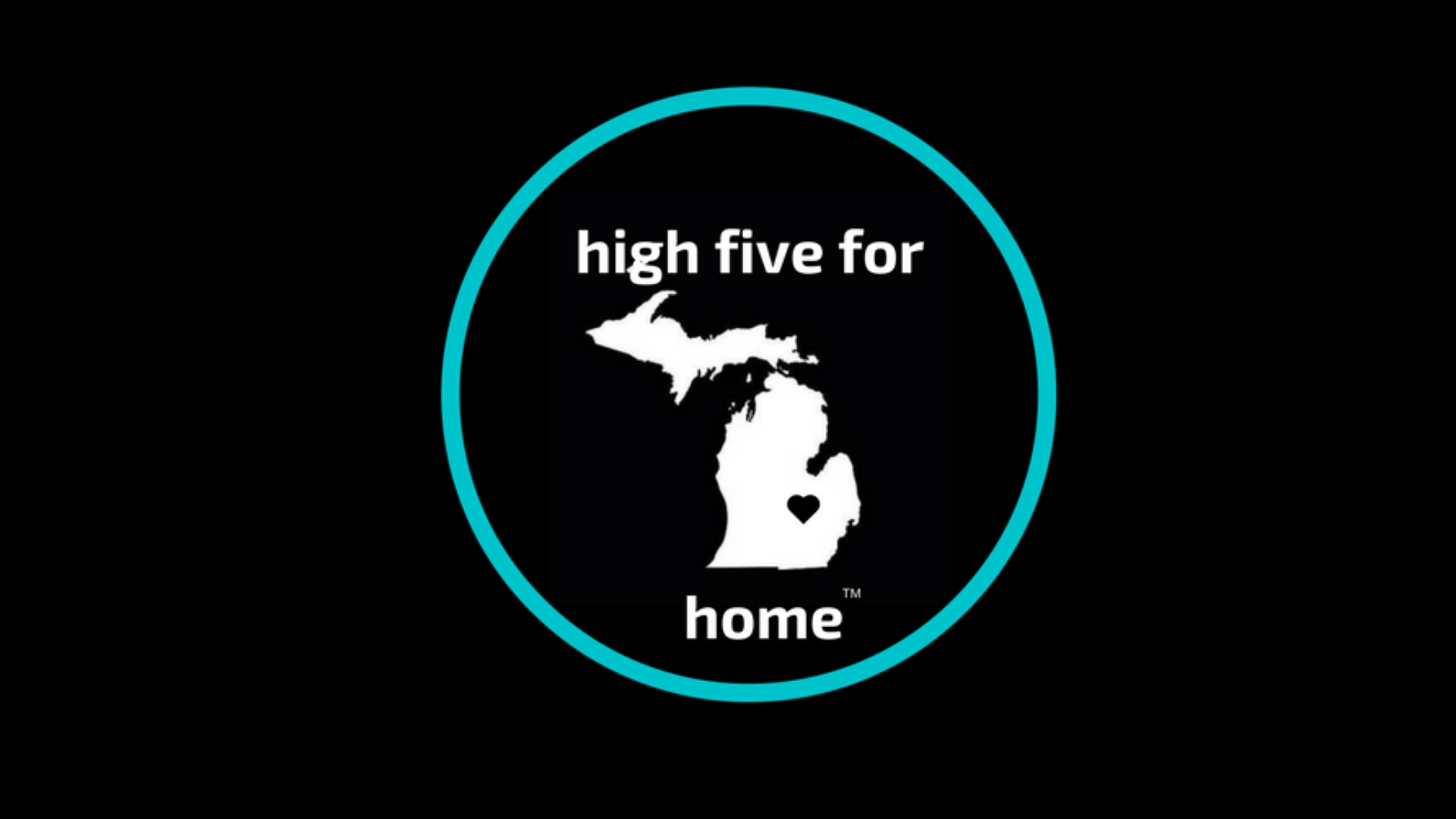 high five for home